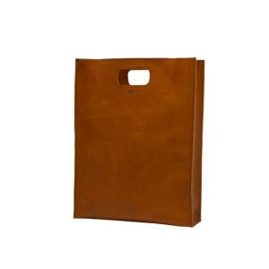 KEES001 Cognac handbag front