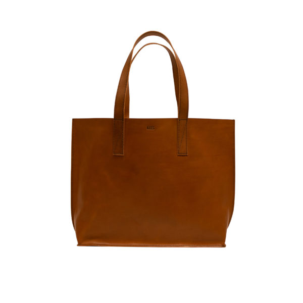 KEES002 Cognac shopper