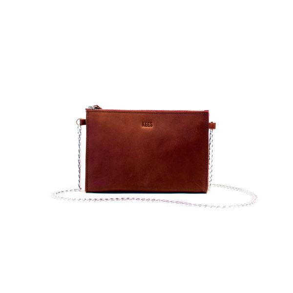KEES 003 Red brown voorkant