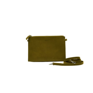 shoulderbag olive green strap